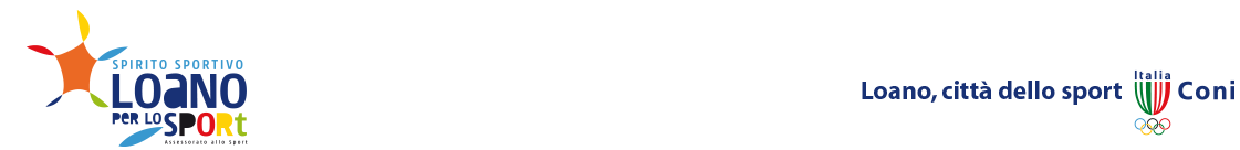 Loano per lo Sport - Sito ufficiale Assessorato allo Sport di Loano (Sv)