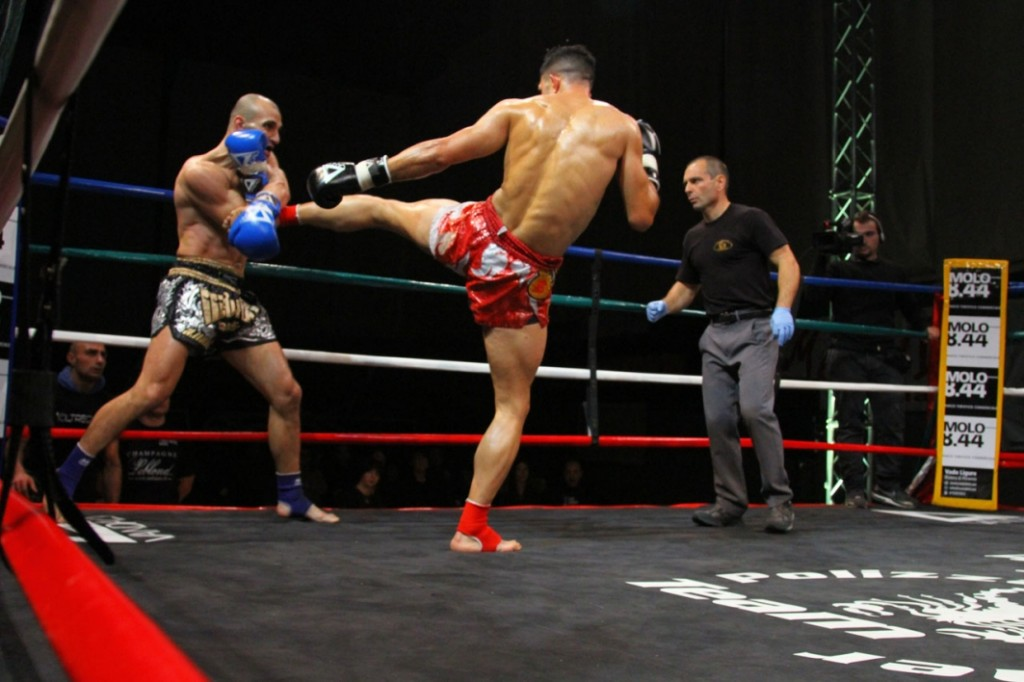 LOANO FOTO ARCHIVIO INTERNATIONAL FIGHT SHOW