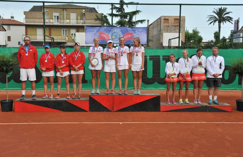 vincitrice anno 2015 RUSSIA